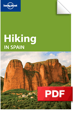 Hiking in Spain