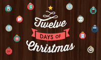 12 Days of Christmas - Daily Offers