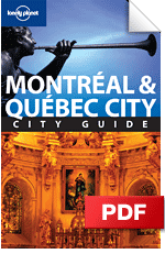 Montreal & Quebec - Drinking & Nightlife (Chapter)