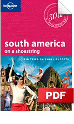 South America Shoestring