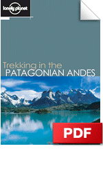 Trekking Patagonian Andes