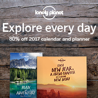 2017 Calendar and Planner 50% off