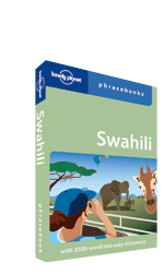 Swahili phrasebook - 4th edition
