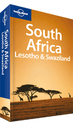 Lonely Planet South Africa travel guide