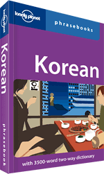 lonely planet seoul city guide