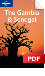The Gambia &amp; Senegal - Greater Dakar &amp; Cap Vert Peninsula (Chapter)