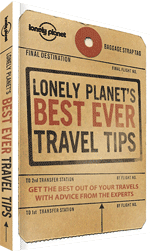 Lonely Planet's Best Ever Travel Tips – Only £4.99