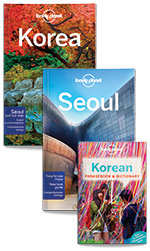 Korea Bundle (Print only) by Lonely Planet