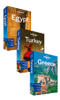 Egypt, Turkey & Greece Bundle