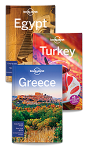 Egypt, Turkey & Greece Bundle (Print Only)