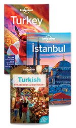 Turkey Bundle (Print Only) by Lonely Planet