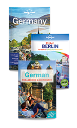 Germany Bundle (Print Only) by Lonely Planet