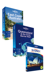 Lonely Planet Australia: East Coast Travel Pack