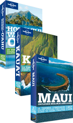 Lonely Planet Hawaiian Islands travel guides