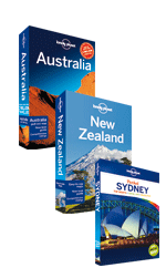 Lonely Planet Australia &amp; New Zealand Travel Pack 2