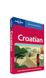 Croatian Phrasebook 2