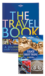 USA's Best Trips & The Travel Book Bundle