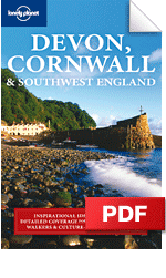 Devon Cornwall & Southwest England travel guide - 2nd Ed.