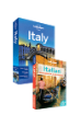 Italy travel guide + Italian phrasebook Bundle