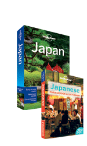 Japan travel guide + Japanese phrasebook Bundle