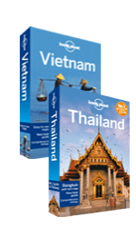 Vietnam travel guide book, Thailand travel guide book