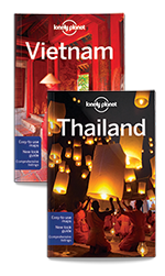 Vietnam + Thailand Bundle (Print Only) by Lonely Planet