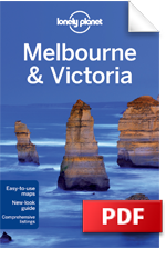 Melbourne &amp; Victoria travel guide - 8th Edition