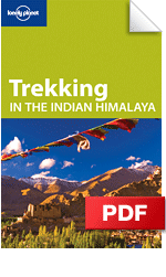 Trekking in the Indian Himalaya - East Himalaya - Darjeeling & Sikkim (Chapter)
