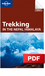 Trekking in Nepal Himalaya