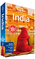Lonely Planet's India travel guide - 14th edition