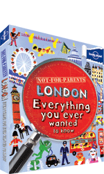 Not For Parents: London (North American Edition)