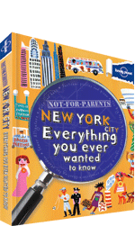 Not For Parents: New York (North American Edition)