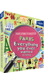 Not For Parents: Paris (North American Edition)