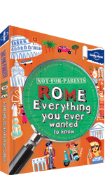 Not For Parents: Rome (North American Edition)