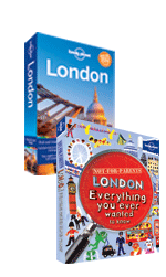 Not For Parents: London + London city guide Bundle