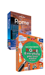Not For Parents: Rome + Rome city guide Bundle