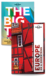 The Big Trip + Europe On A Shoestring Bundle (Print Only) by Lonely Planet