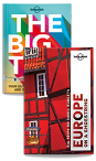 The Big Trip + Europe On A Shoestring Bundle (Print Only)