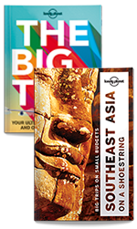 The Big Trip + Southeast Asia On A Shoestring Bundle