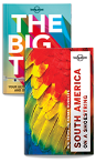 The Big Trip + South America On A Shoestring Bundle (Print Only)