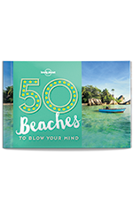 50 Beaches to Blow Your Mind book