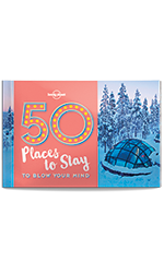 50 Places To Stay To Blow Your Mind, 1st Edition Mar 2017 by Lonely Planet 12428
