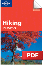 Hiking in Japan