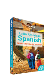 Latin American Spanish Phrasebook