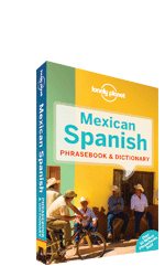 Lonely Planet Mexican Spanish Phrasebook Lonely_Planet, Cecilia Carmona and Rafae Carmona