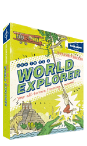 Not For Parents: How to be a World Explorer (North America Edition)