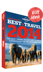 Lonely Planet's Best in Travel 2014