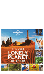 Lonely Planet Calendar 2014 – Only £9.99