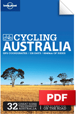 Cycling in Australia - Tasmania (Chapter)