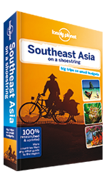 Southeast Asia on a Shoestring travel guide, 17th edition Aug 2014 by Lonely Planet